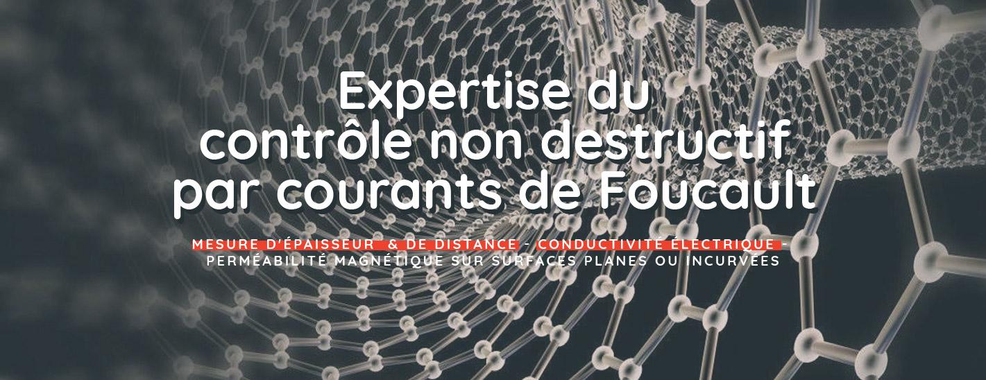contrôle non destructif par courant Foucault